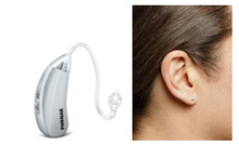 Mini BTE Hearing Aids