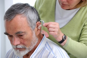 age-related hearing loss.
