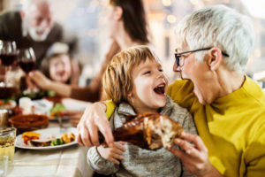 Enjoying Thanksgiving with Hearing Loss