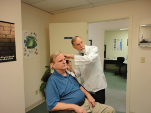 Hearing Test in Marriotsville, Maryland
